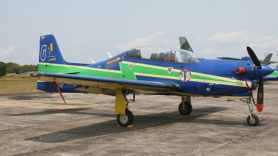 Photo ID 109812 by Joao Henrique. Brazil Air Force Embraer T 27 Tucano, FAB1381