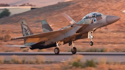 Photo ID 109701 by Andreas Zeitler - Flying-Wings. Israel Air Force McDonnell Douglas F 15I Ra 039 am, 227