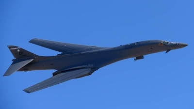 Photo ID 109866 by W.A.Kazior. USA Air Force Rockwell B 1B Lancer, 86 0123