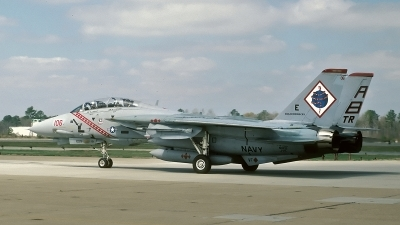 Photo ID 109907 by David F. Brown. USA Navy Grumman F 14B Tomcat, 163225