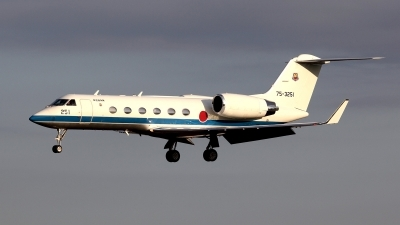 Photo ID 109981 by Carl Brent. Japan Air Force Gulfstream Aerospace U 4 Gulfstream IV, 75 3251
