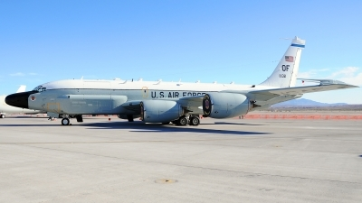 Photo ID 110084 by W.A.Kazior. USA Air Force Boeing RC 135W 717 158, 62 4132
