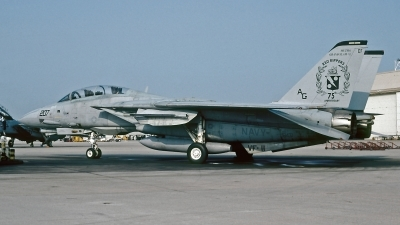 Photo ID 110050 by David F. Brown. USA Navy Grumman F 14B Tomcat, 161437