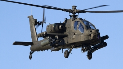 Photo ID 110127 by Niels Roman / VORTEX-images. Netherlands Air Force Boeing AH 64D Apache, Q 21