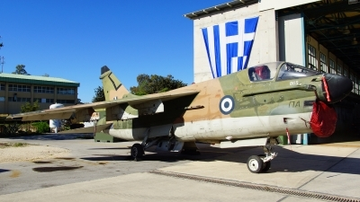Photo ID 110158 by Lukas Kinneswenger. Greece Air Force LTV Aerospace A 7E Corsair II, 160865