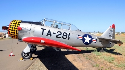 Photo ID 110381 by W.A.Kazior. Private Private North American T 6G Texan, N3518G
