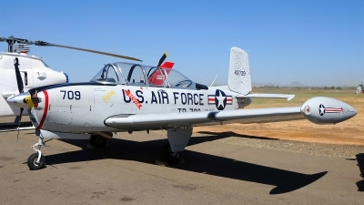 Photo ID 110541 by W.A.Kazior. Private Private Beech T 34A Mentor, N3799G