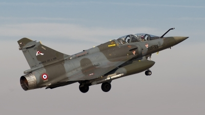 Photo ID 110226 by Alfonso S.. France Air Force Dassault Mirage 2000D, 610