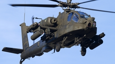 Photo ID 110222 by Niels Roman / VORTEX-images. Netherlands Air Force Boeing AH 64D Apache, Q 26