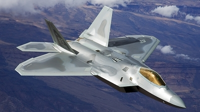 Photo ID 14240 by Sean Wilson - Prime Images. USA Air Force Lockheed Martin F 22A Raptor, 04 4082