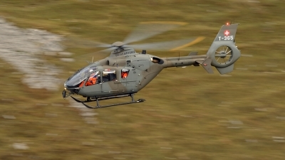 Photo ID 110235 by FEUILLIN Alexis. Switzerland Air Force Eurocopter EC 635P2, T 365