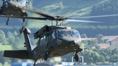 Photo ID 110347 by M. Hauswald. Austria Air Force Sikorsky S 70A 42 Black Hawk, 6M BH