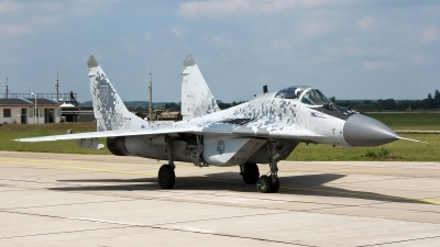 Photo ID 110388 by Georgi Petkov. Slovakia Air Force Mikoyan Gurevich MiG 29AS, 0921