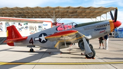 Photo ID 110755 by W.A.Kazior. Private American Airpower Heritage Flying Museum North American P 51C Mustang, NX61429