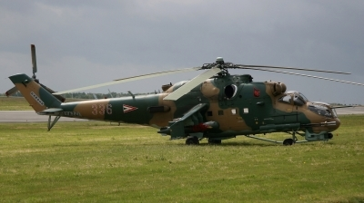 Photo ID 14274 by Koen Cominotto. Hungary Air Force Mil Mi 24P, 336