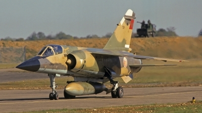 Photo ID 14282 by Frank Noort. Morocco Air Force Dassault Mirage F1EH, 159