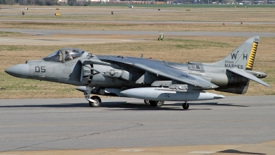 Photo ID 110577 by David F. Brown. USA Marines McDonnell Douglas AV 8B Harrier ll Plus, 166288