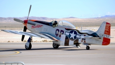 Photo ID 110752 by W.A.Kazior. Private Private North American P 51D Mustang, N44727
