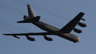 Photo ID 110776 by M. Hauswald. USA Air Force Boeing B 52H Stratofortress, 60 0024