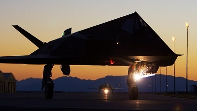 Photo ID 14294 by Sean Wilson - Prime Images. USA Air Force Lockheed F 117A Nighthawk, 86 0839
