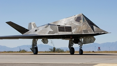 Photo ID 14296 by Sean Wilson - Prime Images. USA Air Force Lockheed F 117A Nighthawk, 85 0833
