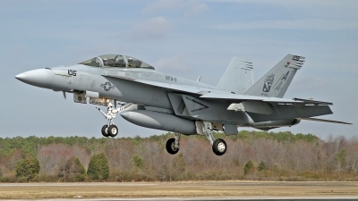 Photo ID 110645 by David F. Brown. USA Navy Boeing F A 18F Super Hornet, 166631