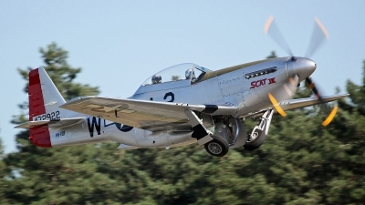Photo ID 111892 by Roel Kusters. Private Private North American TF 51D Mustang, PH VDF