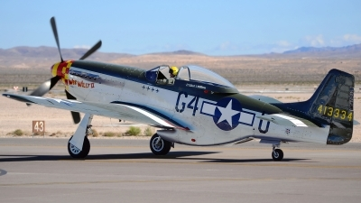 Photo ID 110931 by W.A.Kazior. Private Planes of Fame Air Museum North American P 51D Mustang, NL7715C