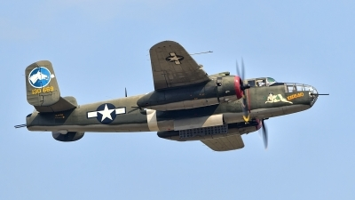 Photo ID 110785 by Dariusz Siusta. Private Collings Foundation North American B 25J Mitchell, NL3476G