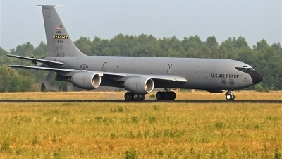 Photo ID 14335 by Alex van Noye. USA Air Force Boeing KC 135R Stratotanker 717 148, 59 1469
