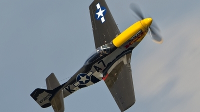 Photo ID 110948 by Dariusz Siusta. Private Private North American F 51D MkII Mustang, N119H