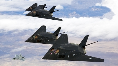 Photo ID 14340 by Sean Wilson - Prime Images. USA Air Force Lockheed F 117A Nighthawk,