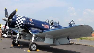 Photo ID 111320 by W.A.Kazior. Private Private Goodyear FG 1D Corsair, NX83JC