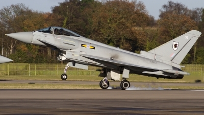Photo ID 111036 by Chris Lofting. UK Air Force Eurofighter EF 2000 Typhoon FGR4, ZJ932