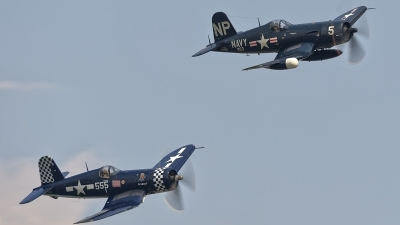 Photo ID 111317 by Dariusz Siusta. Private F4U Inc Goodyear FG 1D Corsair, NX83JC