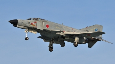 Photo ID 111073 by Peter Terlouw. Japan Air Force McDonnell Douglas F 4EJ Phantom II, 37 8318