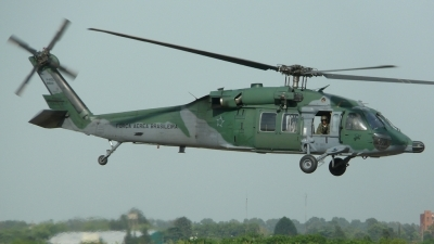Photo ID 111123 by Martin Kubo. Brazil Air Force Sikorsky UH 60L Black Hawk S 70A, 8909