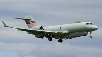Photo ID 111185 by Chris Albutt. UK Air Force Bombardier BD 700 Sentinel R1, ZJ693