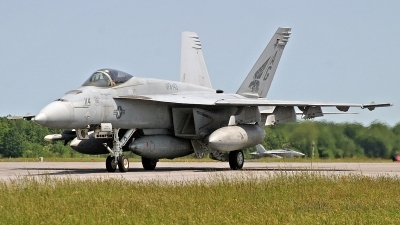 Photo ID 111443 by David F. Brown. USA Navy Boeing F A 18E Super Hornet, 166599