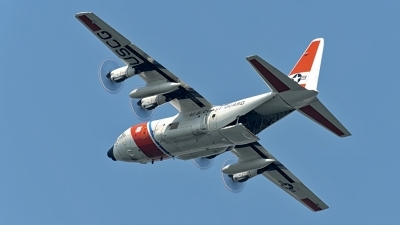 Photo ID 111464 by Dariusz Siusta. USA Coast Guard Lockheed Martin HC 130J Hercules L 382, 2005