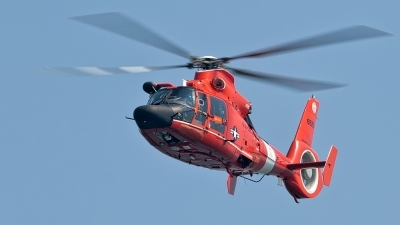 Photo ID 111465 by Dariusz Siusta. USA Coast Guard Aerospatiale HH 65C Dolphin SA 366G 1, 6522