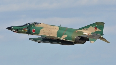 Photo ID 111481 by Peter Terlouw. Japan Air Force McDonnell Douglas RF 4E Phantom II, 47 6903