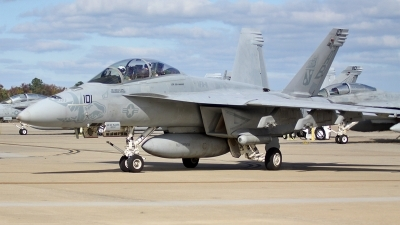 Photo ID 111678 by Mike Lynaugh. USA Navy Boeing F A 18F Super Hornet, 166634