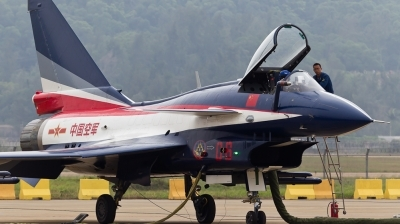Photo ID 111759 by Andreas Zeitler - Flying-Wings. China Air Force Chengdu J10A, 06
