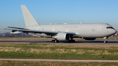 Photo ID 111677 by Fabrizio Berni. Italy Air Force Boeing KC 767A 767 2EY ER, MM62229