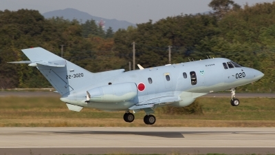 Photo ID 111652 by Frank Noort. Japan Air Force Hawker Siddeley HS 125 U 125A, 22 3020