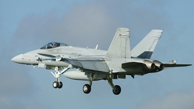 Photo ID 14430 by Jaco Haasnoot. Finland Air Force McDonnell Douglas F A 18C Hornet, HN 416
