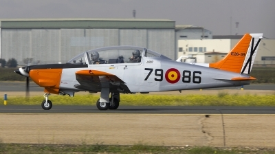 Photo ID 111740 by Richard Sanchez Gibelin. Spain Air Force Enaer T 35C Tamiz, E 26 39