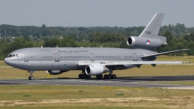 Photo ID 111886 by Mario Boeren. Netherlands Air Force McDonnell Douglas DC 10 30CF, T 255