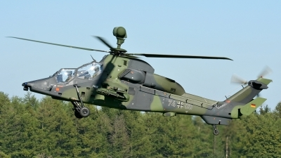 Photo ID 14472 by Rainer Mueller. Germany Army Eurocopter EC 665 Tiger UHT, 74 08